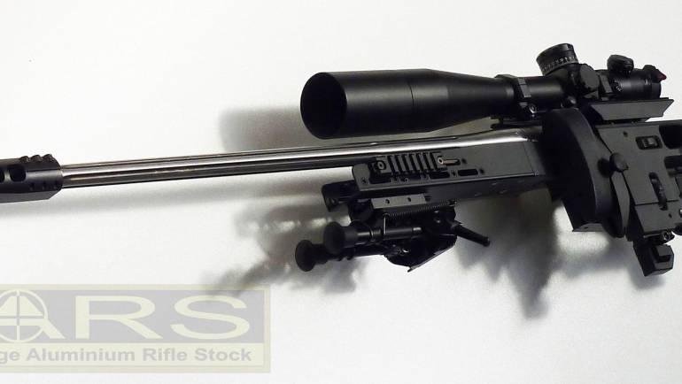 LARS, Long range Aluminium Rifle Stock