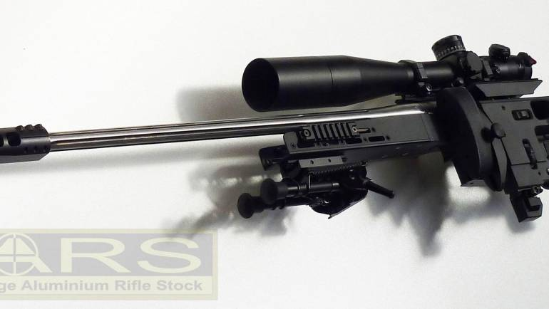 LARS, Long range Aluminium Rifle Stock
